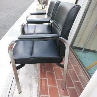 会議用椅子1脚300円 - 越前市