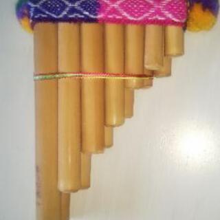 ペルー   民族楽器