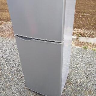 SHARP 冷蔵庫 118リッター