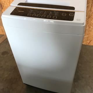 高年式 美品☆洗濯機 アイリスオーヤマ IAW-T602E  6...