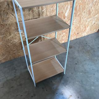 3段棚 棚の高さ調整可能