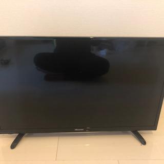美品 テレビ ハイセンス 32型