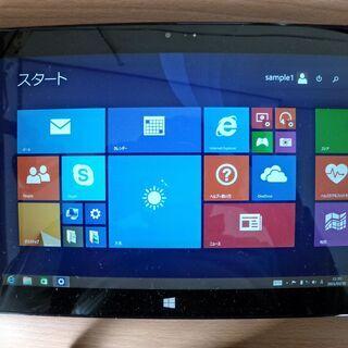 受付終了。10.1型Windows10タブレット「Diginnos Tablet DG-D10IW」 - パソコン