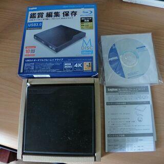 値下げします。USB3.0ポータブルブルーレイドライブの画像