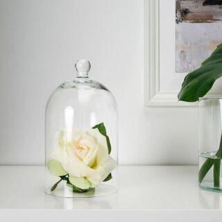 IKEA MORGONTIDIG ガラスドーム
