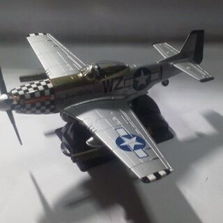 P51 Mustang マスタング(ムスタング) 飛行機 ダイキ...
