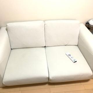 IKEA ソファ ノルスボリ ホワイト