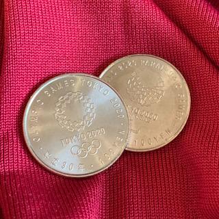 東京オリンピック2020記念硬貨/コレクション