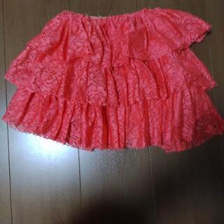 女児スカート 128