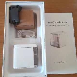 【ネット決済・配送可】PrintCube ハンディ プリンター 小型