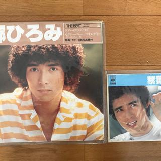 郷ひろみ LP&EPレコード