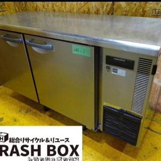 (246-1)☆厨房機器☆ホシザキ/業務用/テーブル形冷凍…