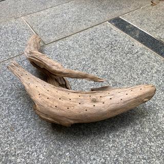 流木ダーツスタンド