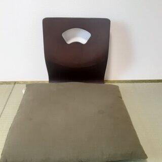 【NITORI】座布団、座椅子