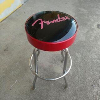 フェンダー チェア 椅子 ギター演奏