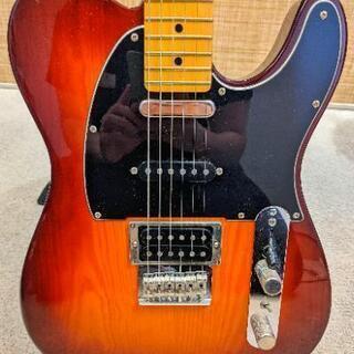 Fender テレキャス ハニーバッスト色 中古