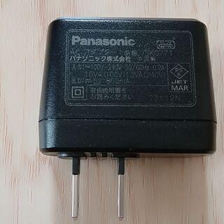 Panasonic製USBコードを差し込むACアダプター他多数あり