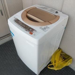 【取引中】縦型洗濯機