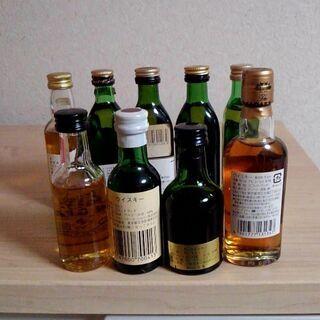 シングルモルト スコッチ 古酒9本、特級1本;ブナハーブン、マッカラン 未開栓 - つくば市