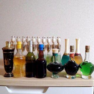 1960年~1972年モロゾフ酒造のアブサン他リキュール等 古酒 未開栓 - つくば市