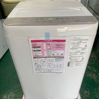 ★未使用品★Panasonic 洗濯機 6kg NA-F60B1...