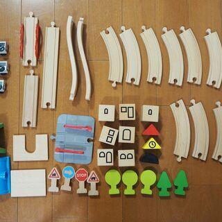 IKEA LILLABO リラブー 列車・レールセット