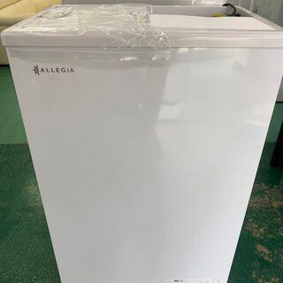 ★未使用品★ALLEGIA 冷凍庫 AR-BD43 2020年 ...