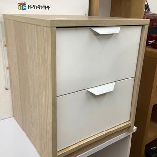 【IKEA(イケア)】2段ミニチェスト売ります!!