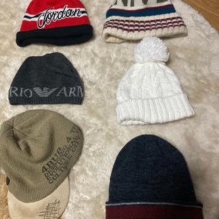 【ネット決済】冬物ニット帽