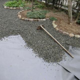 雑草でお悩みの方必見‼︎雑草対策‼︎