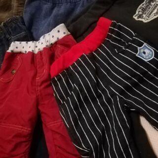 90サイズ 冬用 ズボン 10着