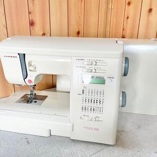 ジャノメ コンピータミシン EQULE980 エクール980