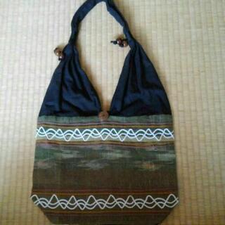 新品 シックに。 アジアン衣料店のバッグ
