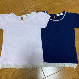 MPS Tシャツ2枚セット