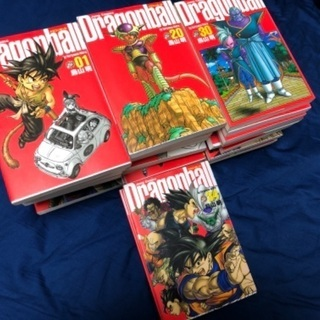 ドラゴンボール完全版 全34巻