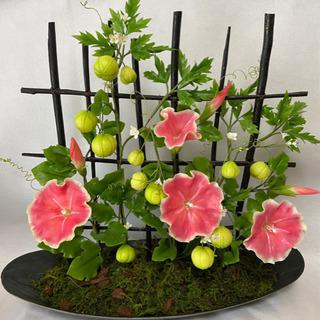 樹脂粘土のお花を一緒に作りませんか