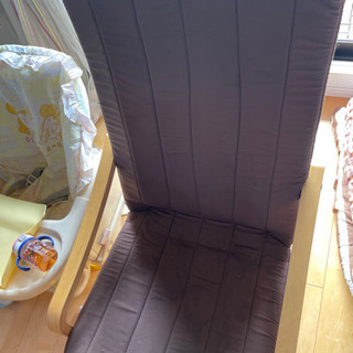 座椅子 の画像