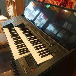 ヤマハの電子ピアノ