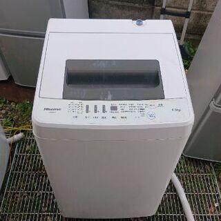 ハイセンス 4.5kg洗濯機 2016年製 HW-E4501