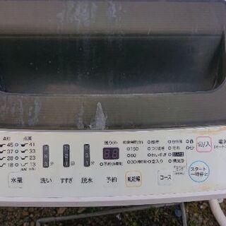 ハイセンス 4.5kg洗濯機 2016年製 HW-E4501 - 松山市