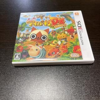 【ネット決済】3DSソフト ぽかぽかアイルー村DX 500円