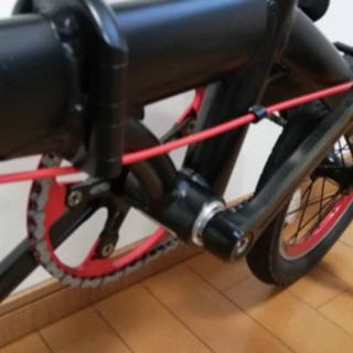 折り畳み自転車 ルノーのウルトラライト7 - 自転車