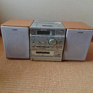 SONY ステレオコンポ  CMT-J100