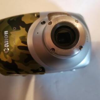 【ネット決済】【デジカメ】Canon Power Shot D10