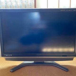 ジャンク品 Panasonic 37インチ液晶テレビ