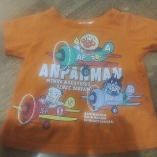 アンパンマンTシャツ90