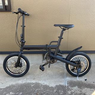折りたたみ自転車 ミニベロ  16インチ