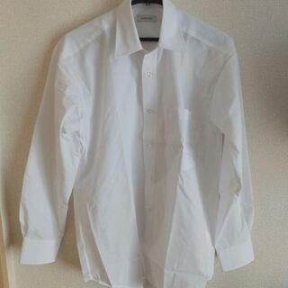 【ネット決済】ワイシャツ サイズ37-80 ホワイト無地