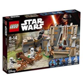 レゴ (LEGO) スター・ウォーズ マッツ城の戦い 75139の画像