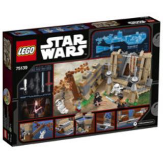 レゴ (LEGO) スター・ウォーズ マッツ城の戦い 75139 - 船橋市